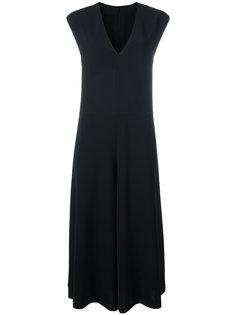 платье с V-образным вырезом Demoo Parkchoonmoo