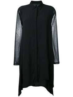 асимметричная рубашка Demoo Parkchoonmoo