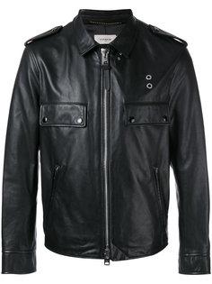 куртка на молнии Coach