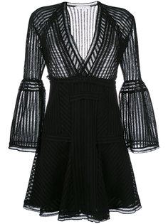 платье с V-образным вырезом Iro