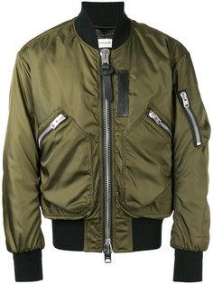 классическая куртка-бомбер Coach