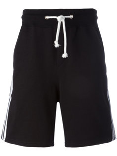 шорты с полосками по бокам Gcds