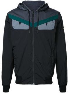 легкая куртка Monster с капюшоном Fendi