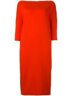 платье с укороченными рукавами Daniela Gregis