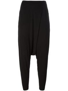 drop crotch trousers  Demoo Parkchoonmoo