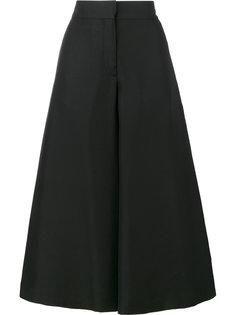 укороченные широкие брюки Valentino