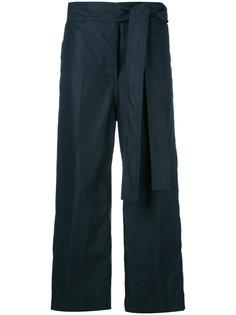 укороченные брюки с завязками Sofie Dhoore
