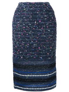 твидовая юбка Coohem