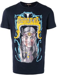 футболка с принтом Navajo Roberto Cavalli