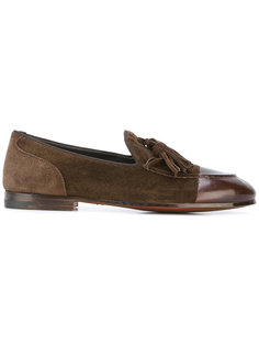 tasseled loafers Alberto Fasciani