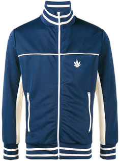 спортивная куртка с контрастными полосками Palm Angels