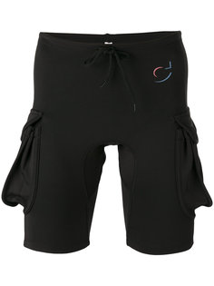side pocket shorts Cottweiler