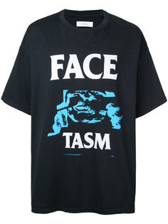 printed T-shirt  Facetasm