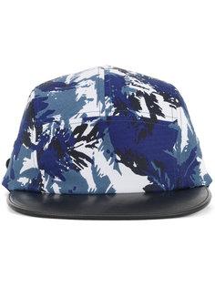 printed baseball cap Kazuyuki Kumagai