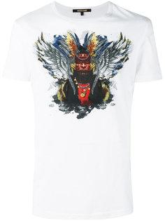 футболка с принтом Indian Roberto Cavalli