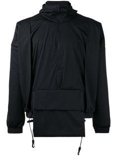 front pocket detail jacket Cottweiler