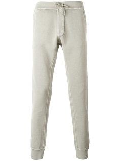 спортивные брюки с наружным швом Dsquared2