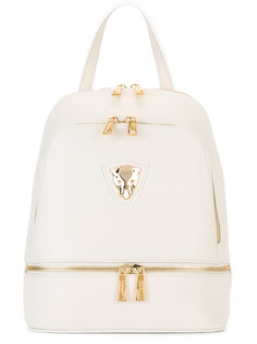 рюкзак с золотистыми молниями Baldinini