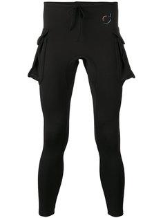 side pocket skinny trousers Cottweiler