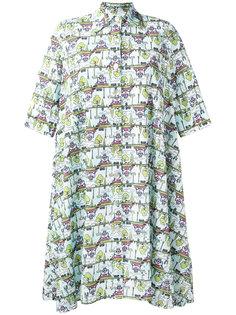 платье-рубашка Fountaine Ultràchic