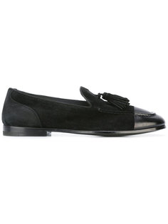 classic tasseled loafers Alberto Fasciani