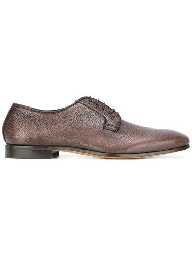 ботинки Дерби с зернистой фактурой Fabi