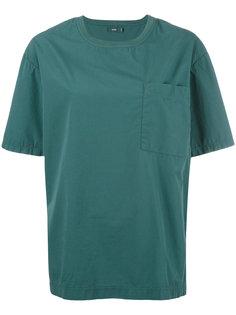 pocket detail crew neck T-shirt Closed