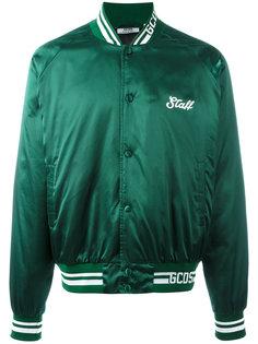 куртка-бомбер с рукавами-реглан Gcds