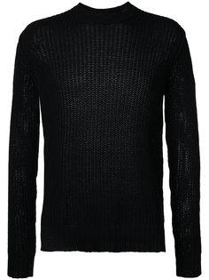 ribbed knit jumper  Kazuyuki Kumagai