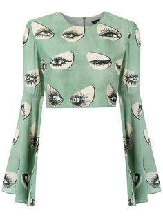 printed blouse Adriana Degreas