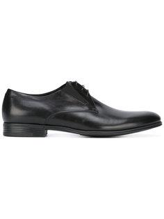 ботинки Дерби с заостренным носком Fabi