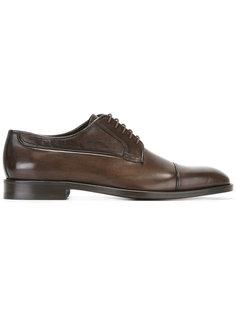 классические ботинки Дерби  Canali