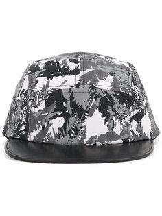 printed baseball hat  Kazuyuki Kumagai
