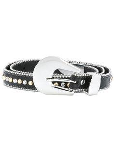 studded belt  B-Low The Belt