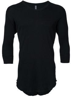 three-quarter sleeve T-shirt  Kazuyuki Kumagai