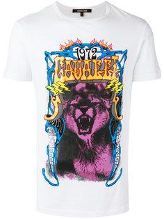 футболка Tiger Roberto Cavalli