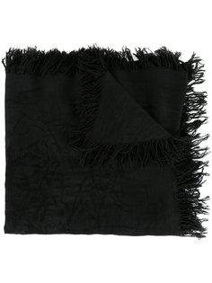 frayed edge scarf  Kazuyuki Kumagai