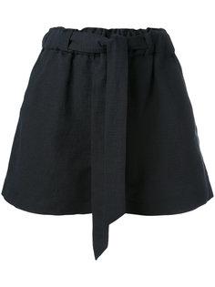 шорты с завышенной талией YMC