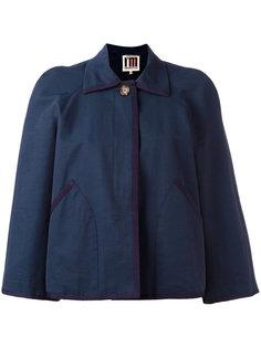 flared cropped jacket IM Isola Marras