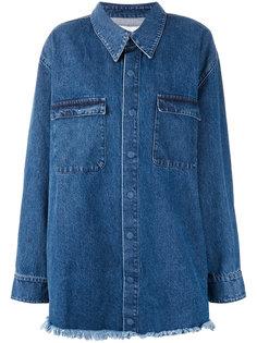 джинсовая куртка Marquesalmeida