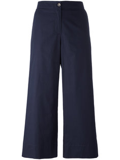 flared cropped trousers IM Isola Marras
