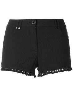 frill trim shorts Plein Sud Jeanius