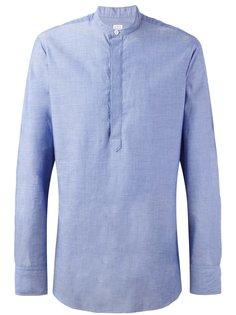 рубашка с воротником-стойкой  E. Tautz