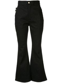 расклешенные джинсы с завышенной талией Ellery