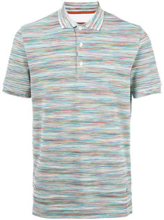 полосатая футболка-поло  Missoni