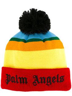 шапка-бини в полоску Palm Angels