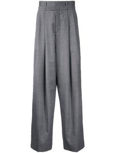 широкие брюки Wooyoungmi