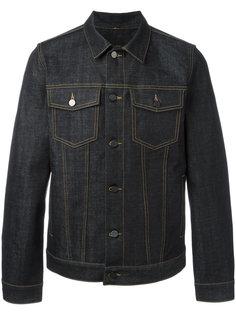 джинсовая куртка с карманами Plac
