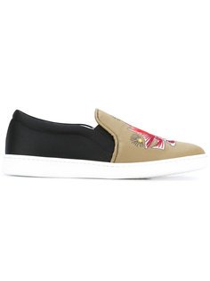 fish slip-on sneakers  Joshua Sanders