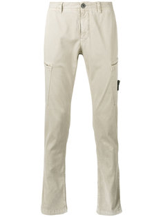 брюки с накладными карманами Stone Island